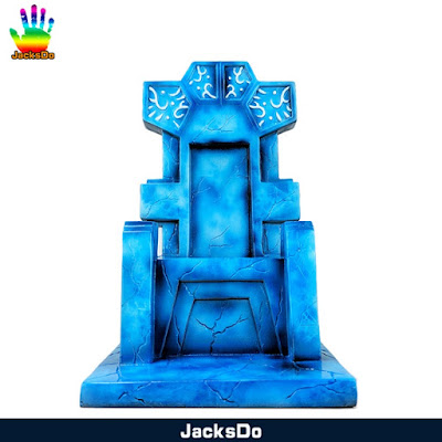 Saint Seiya Myth Cloth Poseidon Throne Accessories Jacksdo