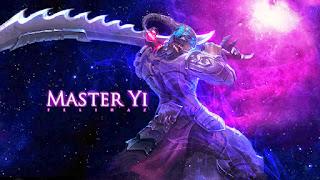 Hình nền master Yi