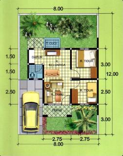 Pembuatan Denah Rumah 1