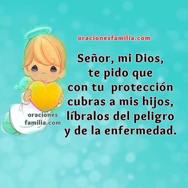 Poderosa oración de protección por mi familia, plegaria para pedir que Dios libere a mis hijos de fuerzas espirituales, protección de la noche, oraciones al Señor por Mery Bracho