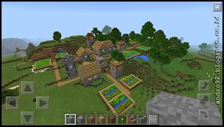 Daftar seed villager MinecraftPE