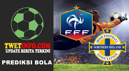 Prediksi France U17 vs North Ireland U17