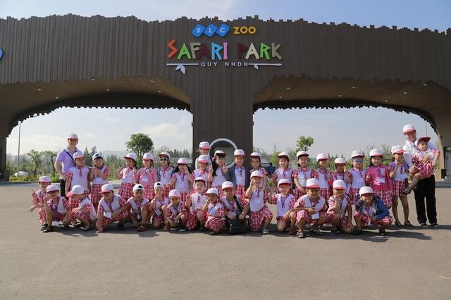 Vườn thú FLC Quy Nhơn