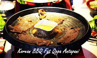 Korean BBQ Fat Oppa