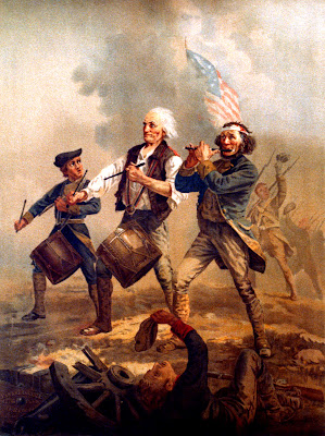 The Spirit of '76 Yankee Doodle, 1776