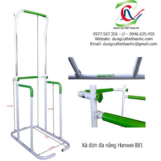 Xà đơn đa năng Hanwei-881