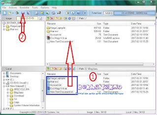 cara buat file iso,buat file iso,buat iso dengan winrar,iso,winrar,file iso,burning,nero