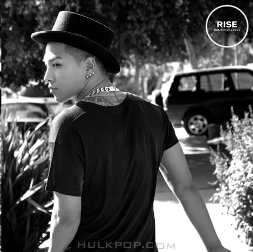 SOL (from BIGBANG) – RISE -Japanese ver.- (ITUNES PLUS AAC M4A)