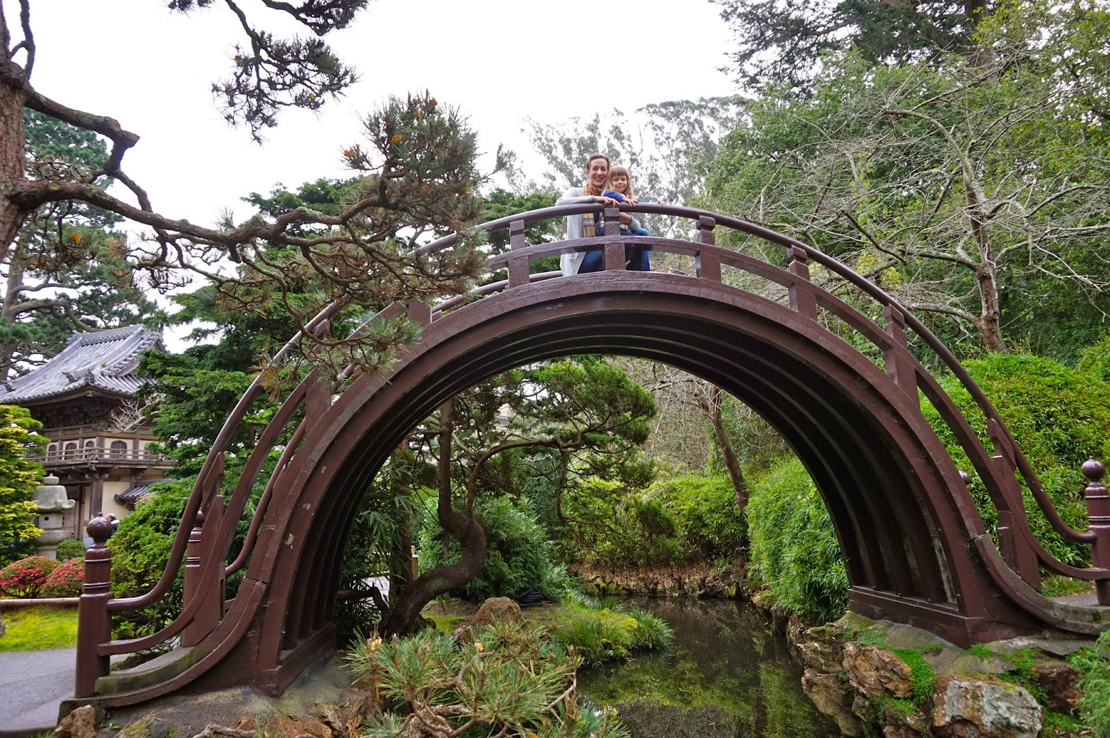 The Thrifty Traveler The Japanese Tea Gardens Golden