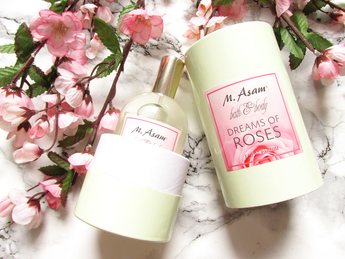 Review: M.Asam - Dreams of Roses - Eau de Parfum - 100ml - Verpackung