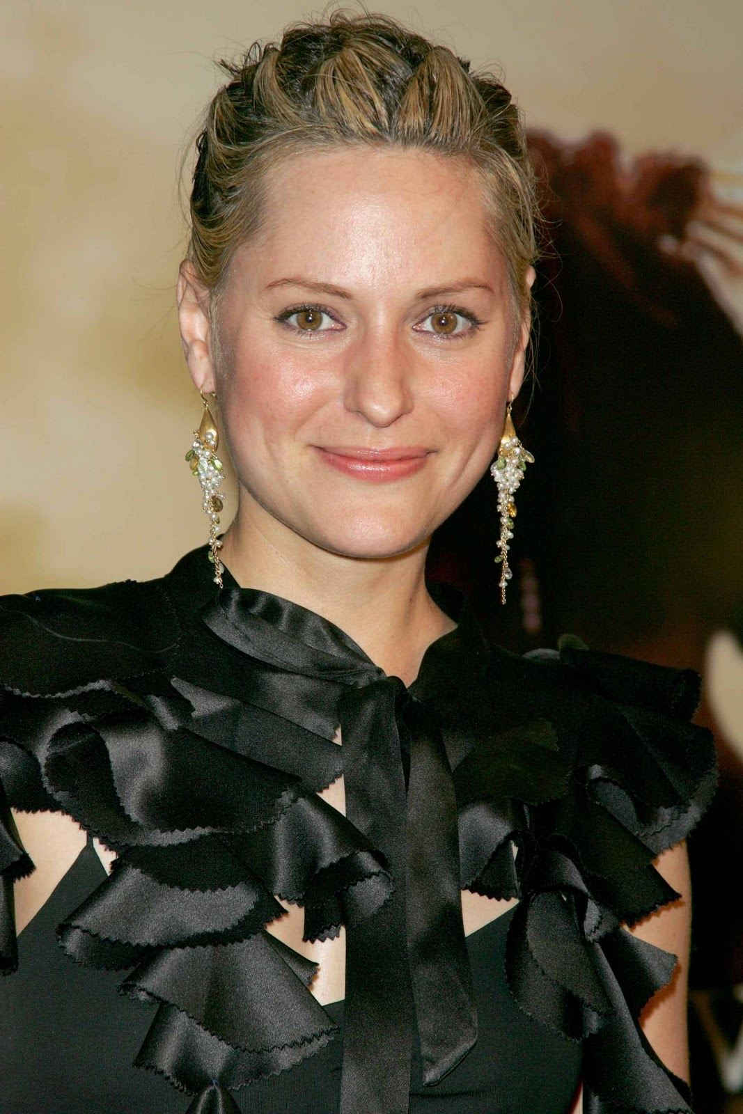 Aimee Mullins  my celebrity trends center
