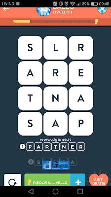 WordBrain 2 soluzioni: Categoria Ballo (3X4) Livello 1