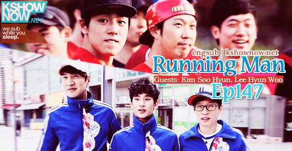 Running Man Episode 147 English Subs