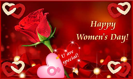 Women's Day 2017 Images Pictures Greetings Cards & Pics Collections Free Download