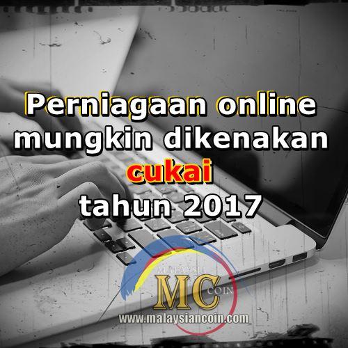 Perniagaan online