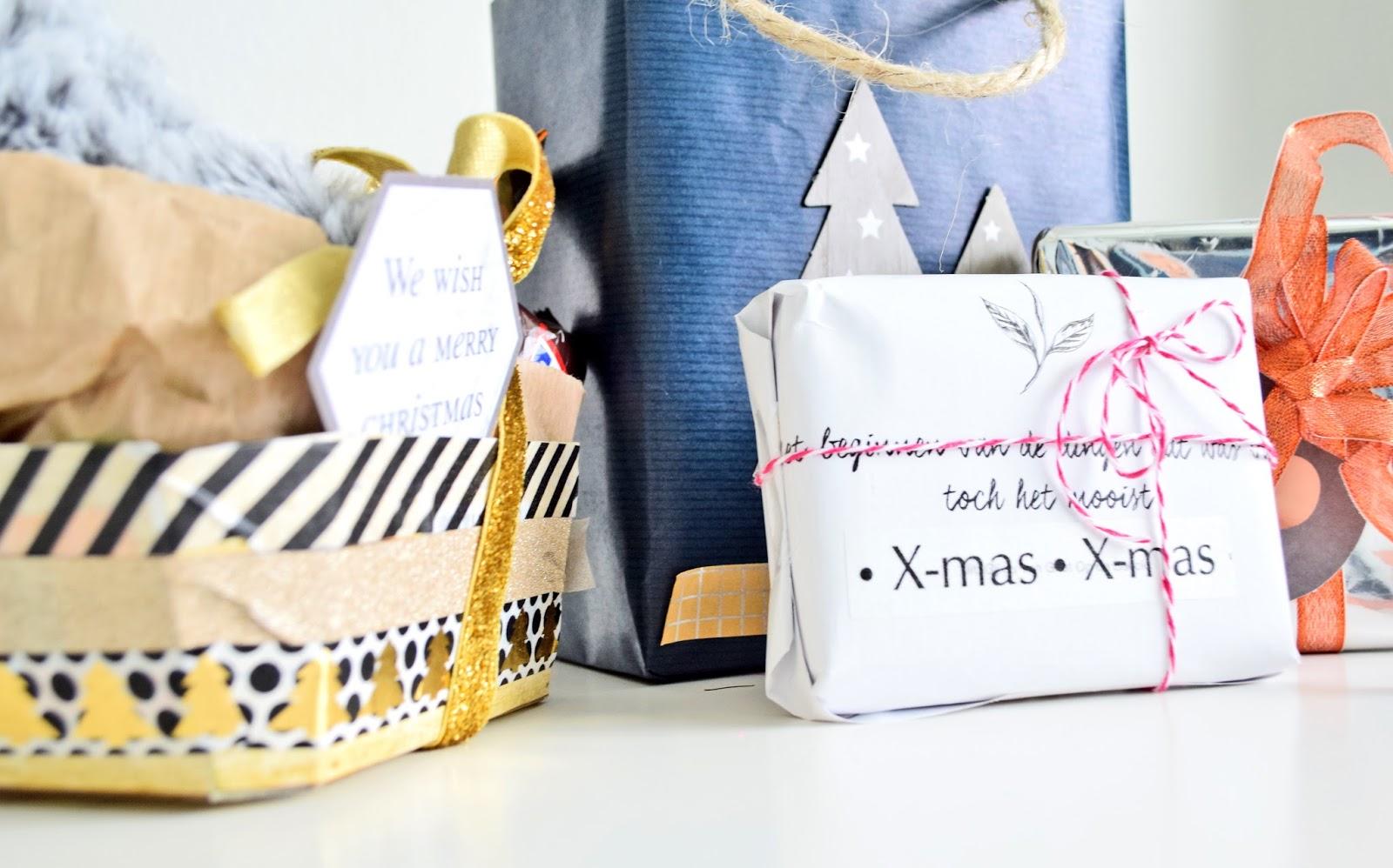 Jak zapakować prezenty na Święta?