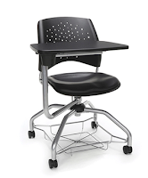 OFM Foresee Tablet Chair