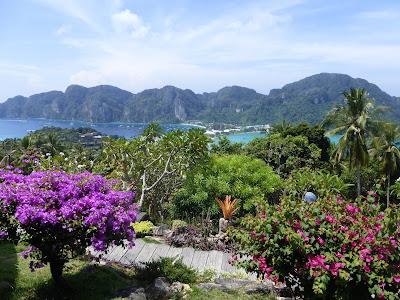 View Point 1, Islas Phi Phi, Tailandia, La vuelta al mundo de Asun y Ricardo, vuelta al mundo, round the world, mundoporlibre.com