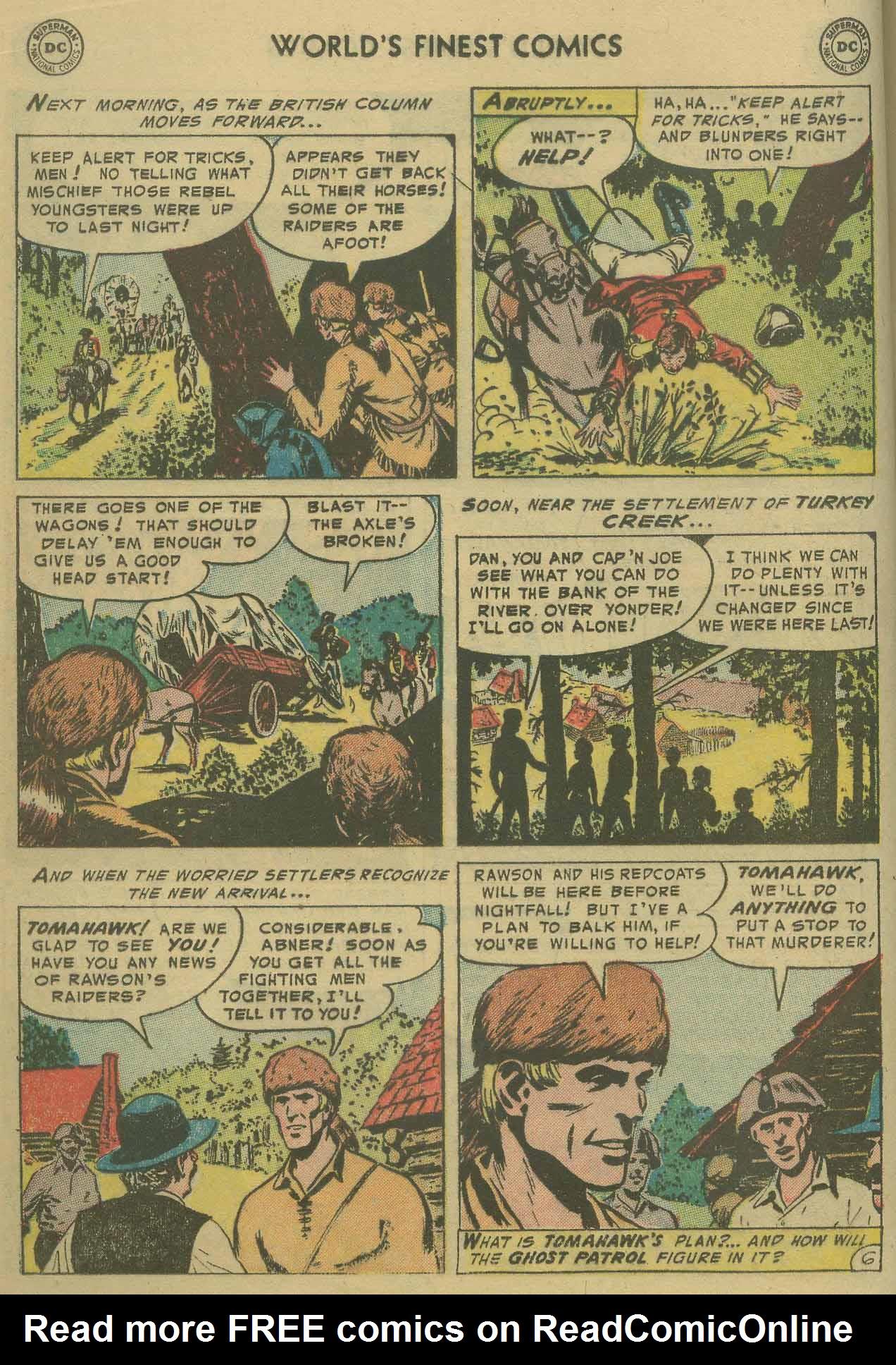 Read online World's Finest Comics comic -  Issue #69 - 22