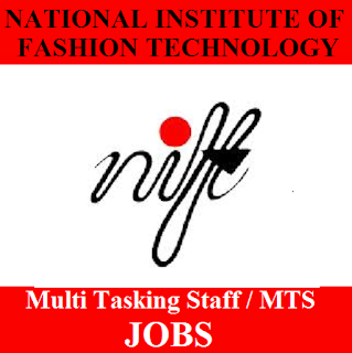 National Institute of Fashion Technology, NIFT, New Delhi, MTS, Multi Tasking Staff, Junior Assistant, 10th, freejobalert, Sarkari Naukri, Latest Jobs, nift logo