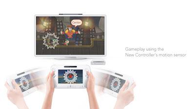 wiiu-4 Jogabilidade no novo Wii está idêntica a do iPad