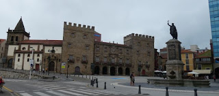 Palacio de Revillagigedo.
