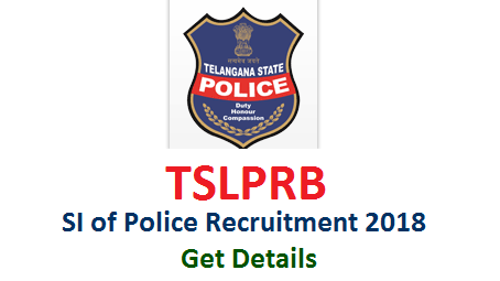 telangana-police-tslprb-si-sub-inspector-of-police-recruitment-vacancies-eligibility-exam-pattern-download