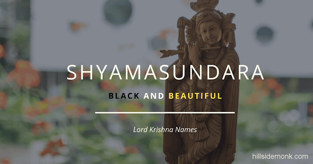 Lord Krishna Names With Meaning 30