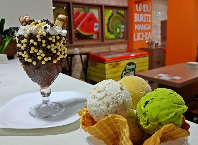 Melhores sorveterias de Maceió