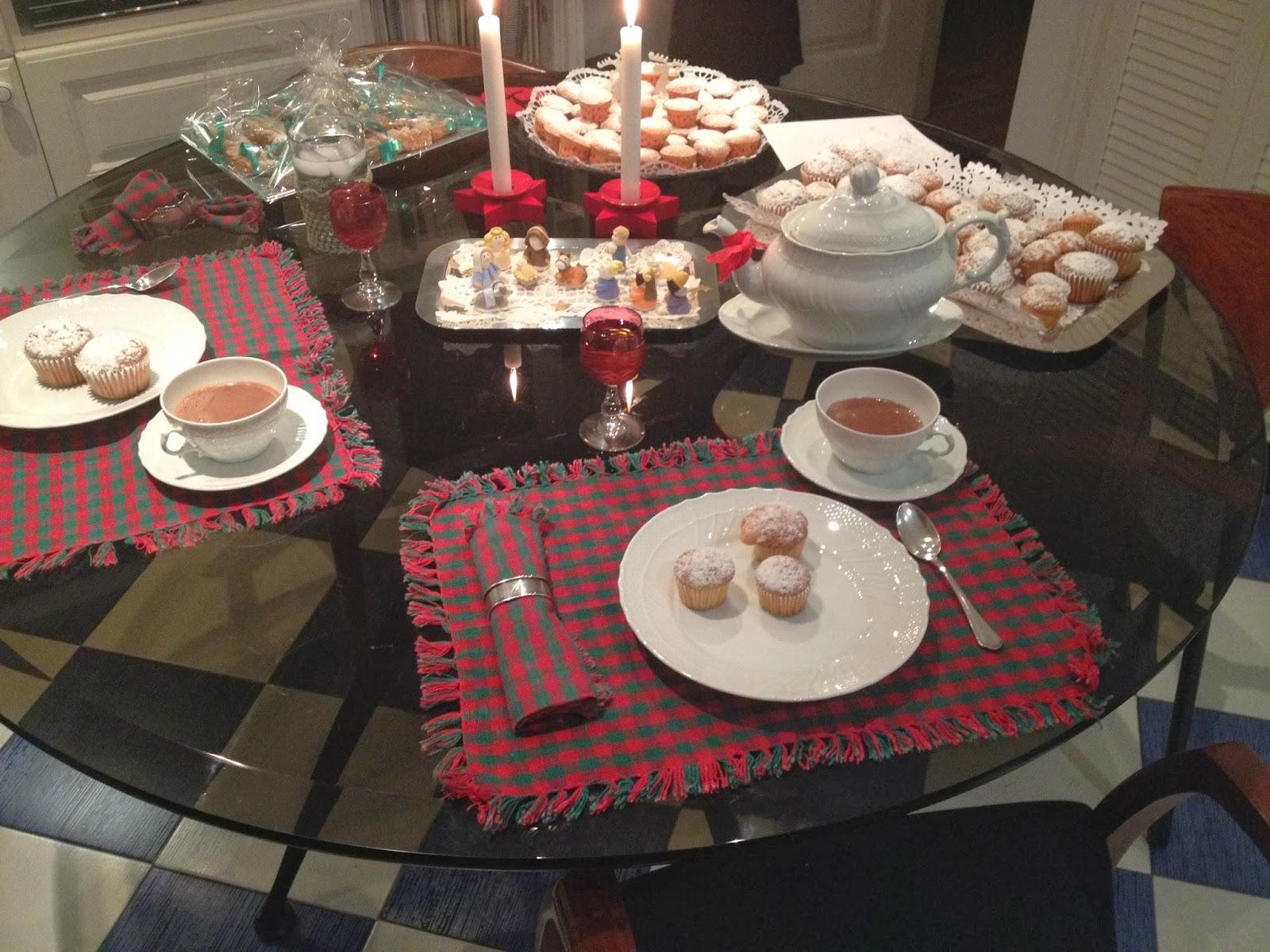 Cocina con alma recibiendo el esp ritu de la navidad - Cocina con alma ...