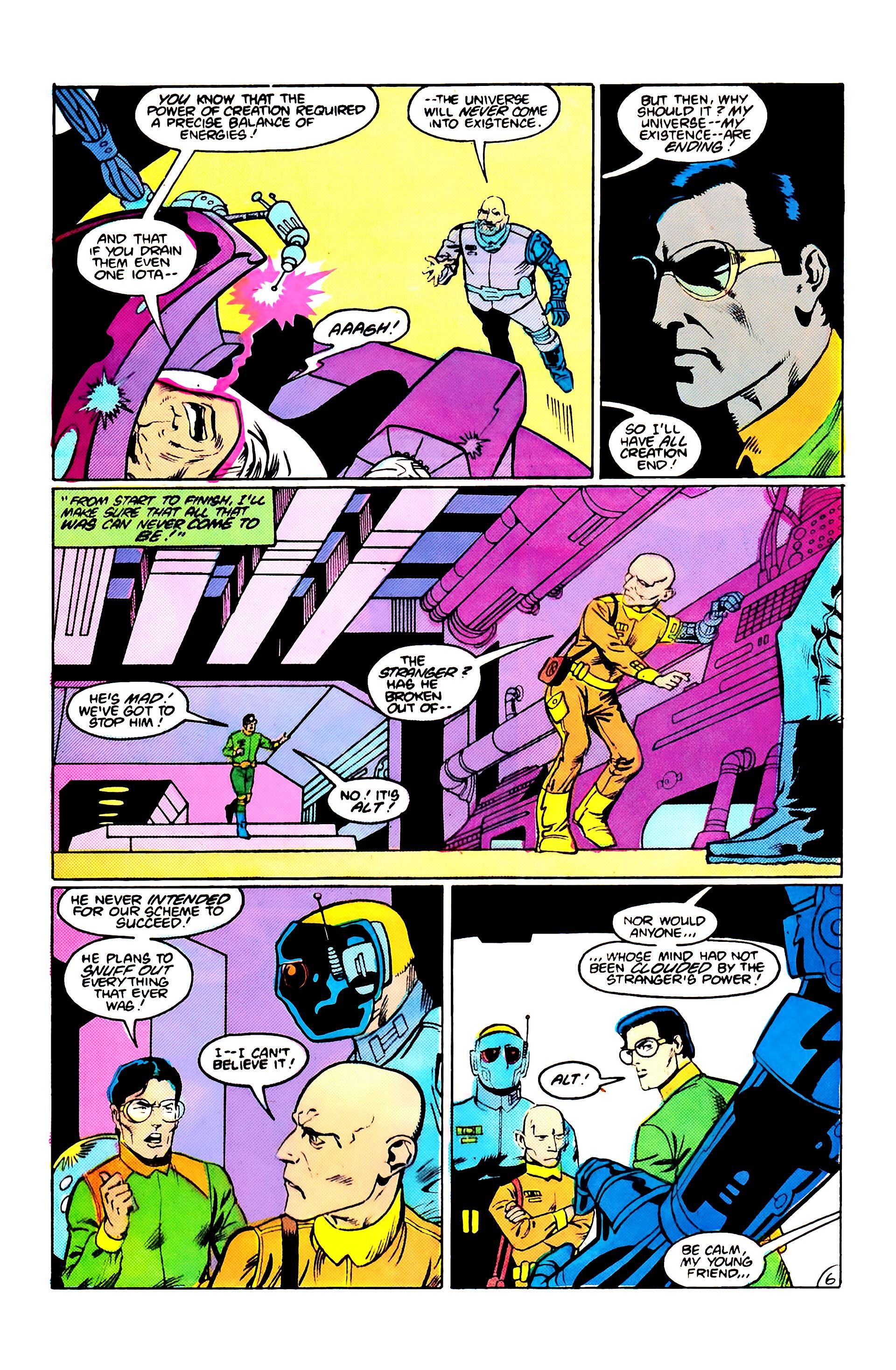 Read online Secret Origins (1986) comic -  Issue #10 - 32