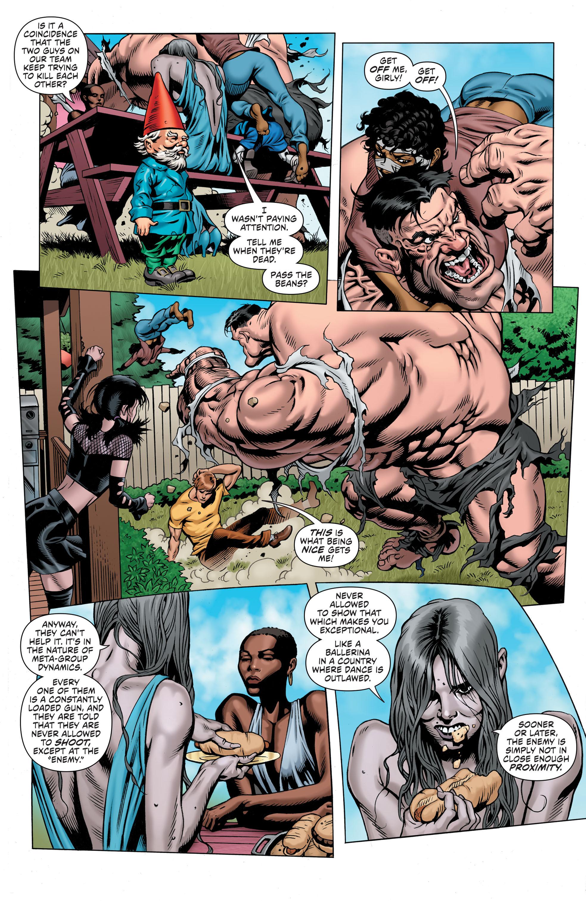 Read online Secret Six (2015) comic -  Issue #5 - 11