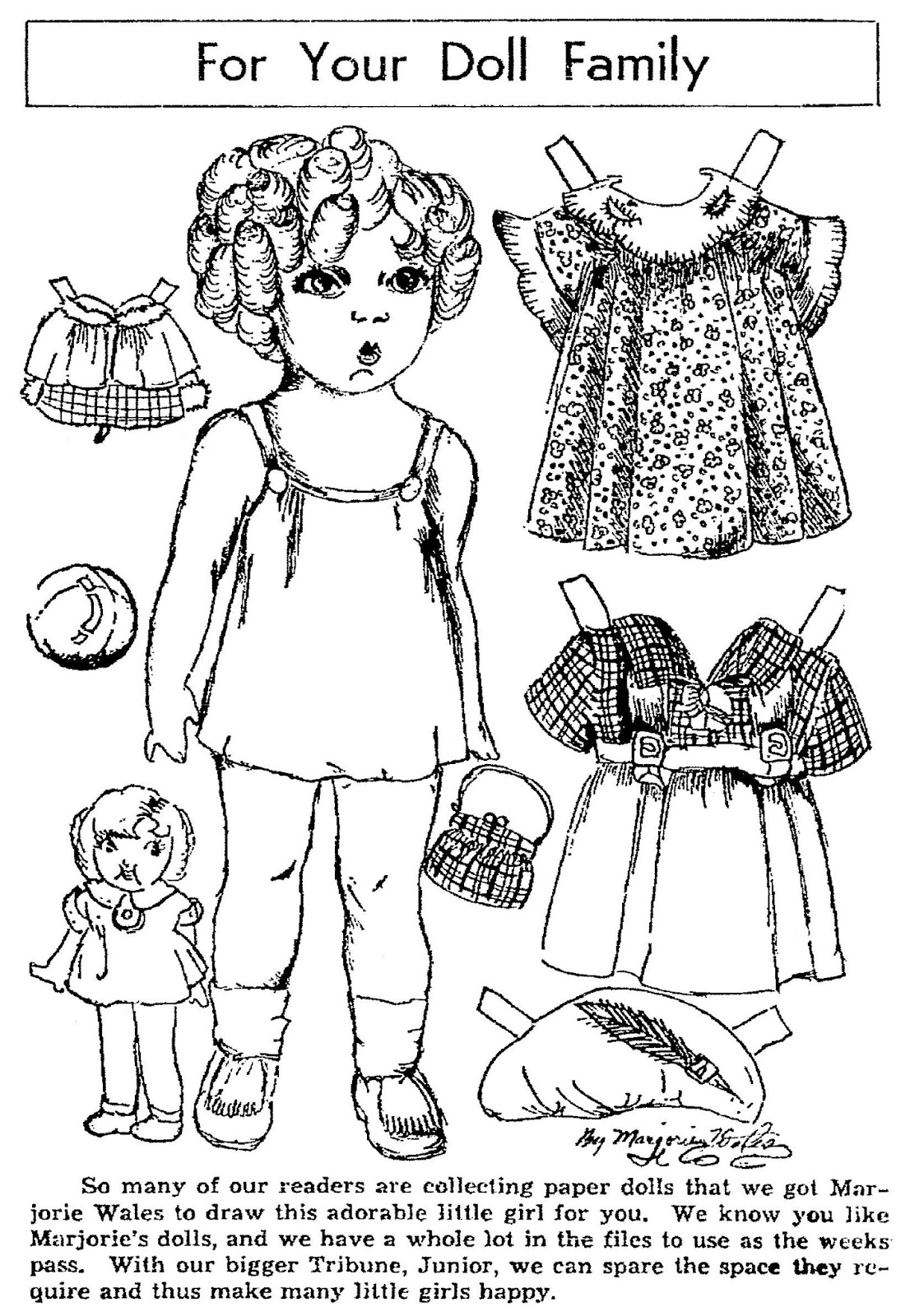 Mostly Paper Dolls Too!: In Memory of SHIRLEY TEMPLE