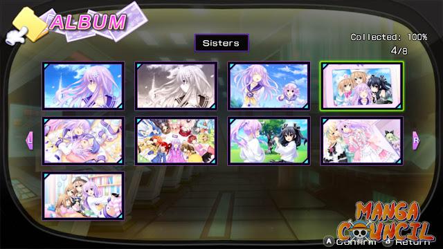 Hyperdimension Neptunia Re;birth2 Save Game PC 2