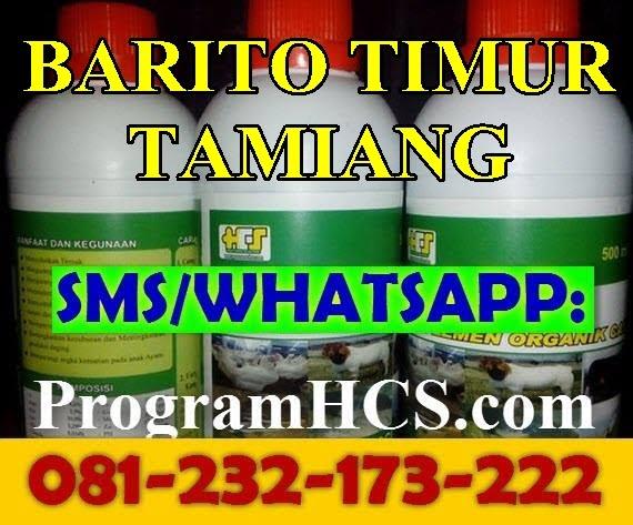 Jual SOC HCS Barito Timur Tamiang