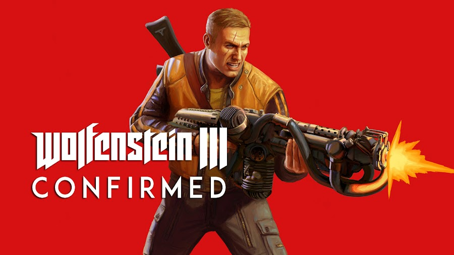 wolfenstein 3 confirmed bethesda