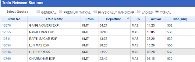 What is Ladies Quota on IRCTC, how does it work?