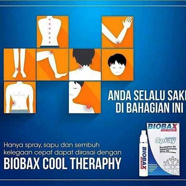biobax melegakan sakit sakit