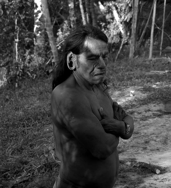 indigeno dell'amazzonia