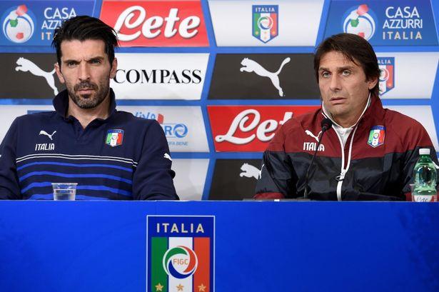Gianluigi Buffon Percaya Conte Bakalan Berhasil Di Chelsea