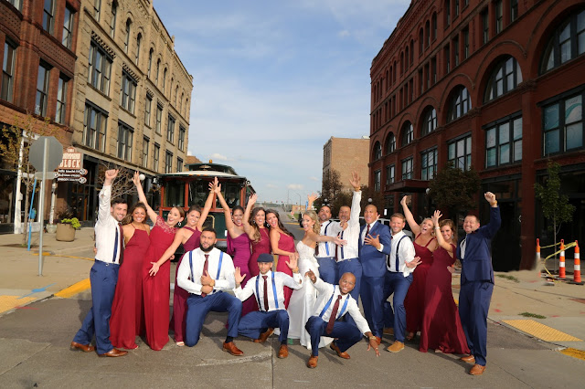 4th street sioux city wedding