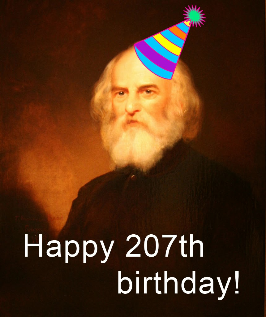 david r godine publisher 2014 in honor of henry wadswortth longfellow s birthday why not one of his pieces yourself here is his famous poem afternoon for a delightful