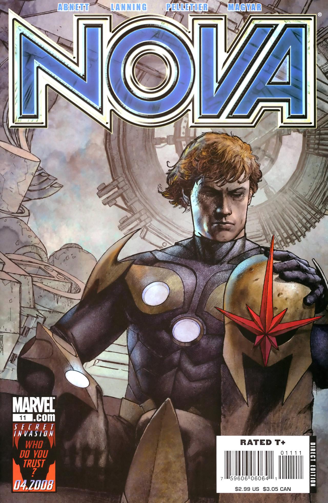 Nova (2007) issue 11 - Page 1