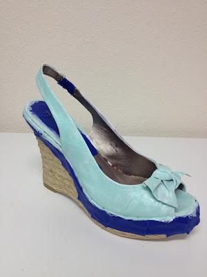 shoe makeover DIY