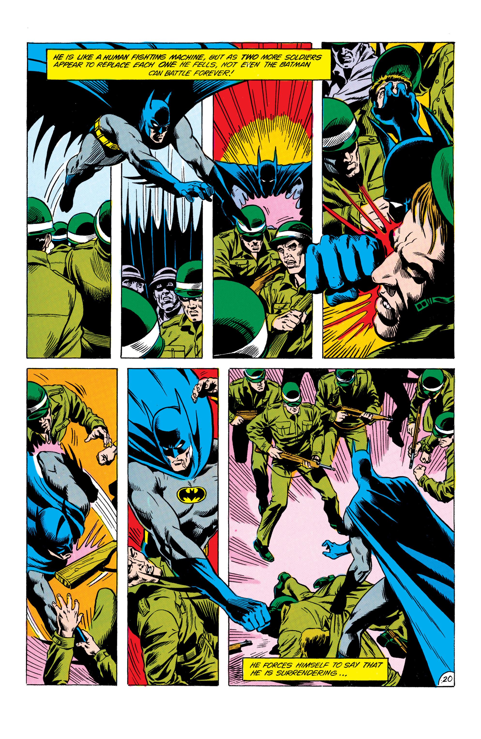 Read online World's Finest Comics comic -  Issue #306 - 21