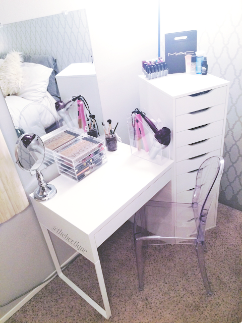 The Beetique DIY IKEA Vanity Trends
