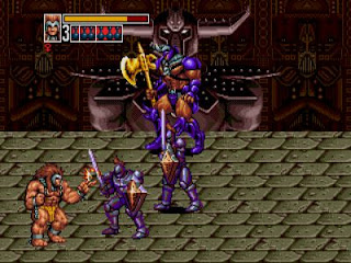 Download Golden Axe III Game For PC