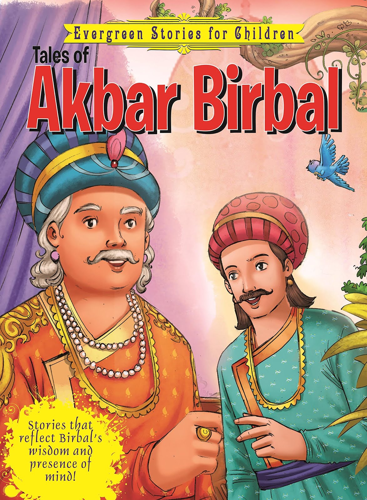 Tales Of Akbar Birbal (2006) Vol - 2 Dual Audio Hindi 150MB HDRip 480p x264