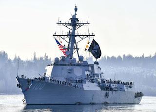 USS Kidd DDG-100
