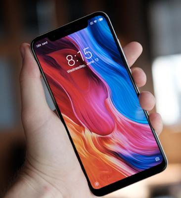 Xiaomi Mi 8 Comprar online